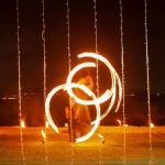 Phuket Wedding Venues fire dance
