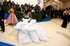 Janelle Monae in Ralph and Russo