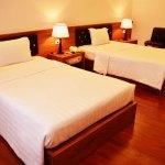 phòng deluxe khách sạn phú thọ quận 11