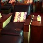 Phòng thư giãn dịch vụ massage khách sạn Phú Thọ quận 11