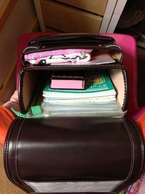 中村鞄のランドセルは使いやすいワイドサイズ