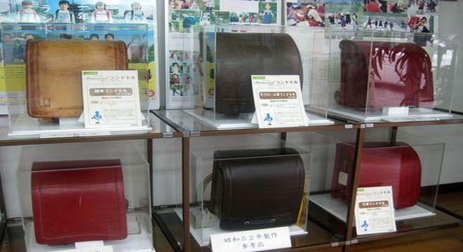 ナース鞄工で昭和の時代に作られたランドセル