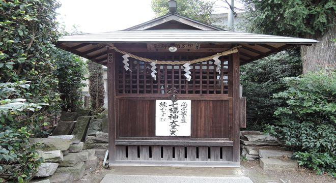 甲子稲荷神社