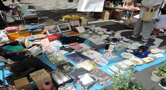 フリーマーケット(日用品)