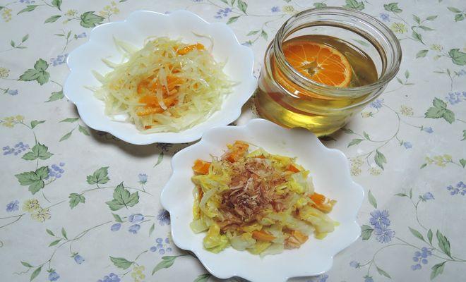 みかん酢の活用レシピ