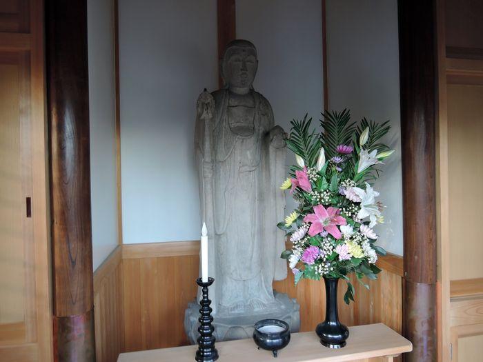 地蔵菩薩の石仏