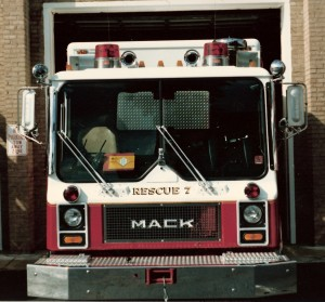 Old Rescue 7 Was Replaced in 1997
