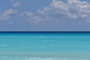 The Caribbean in all its cerulean glory