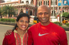 "In September, Raja & Debs Rajan will partner with the Mckeans – who will spend a month in India – to ""officially"" plant the Chennai International Christian Church!"