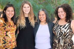 The Phoenix Sisters of Encouragement welcome Jamie and Mialynn Wessels!
