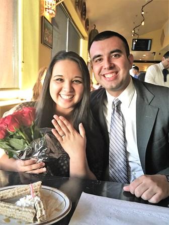 Congratulations to Joel & Erin!