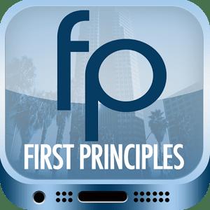 First Principles 2017!