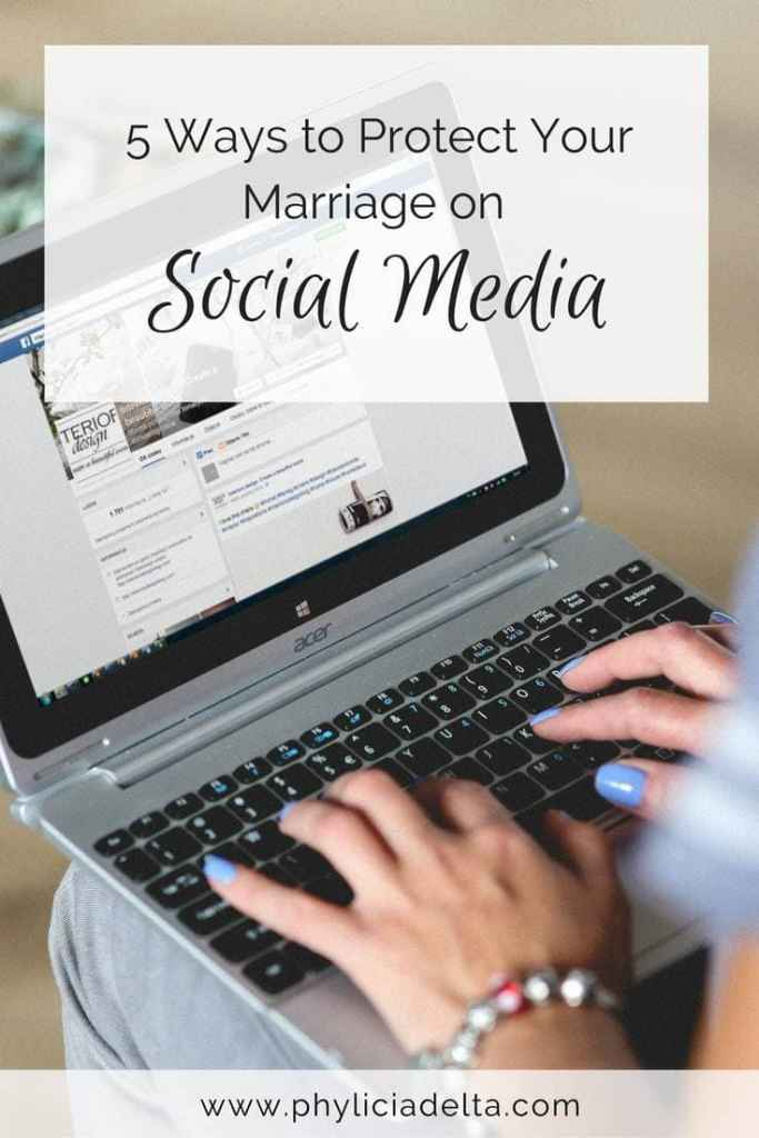 Is social media a danger to your marriage? For many, it is. Here are five ways to protect your marriage on Facebook.
