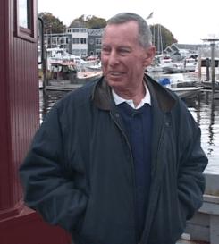 Captain Richard Arnold, Director Emeritus