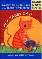 HEY TABBY CAT! by Phyllis Root