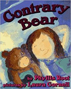 CONTRARY BEAR by Phyllis Root