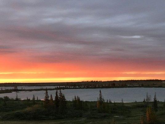 Sunrise in Churchill