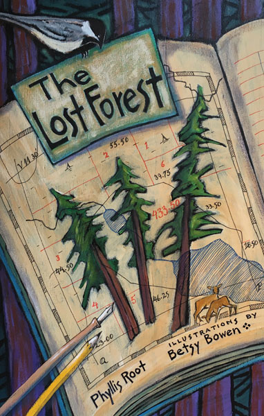 THE LOST FOREST by Phyllis Root