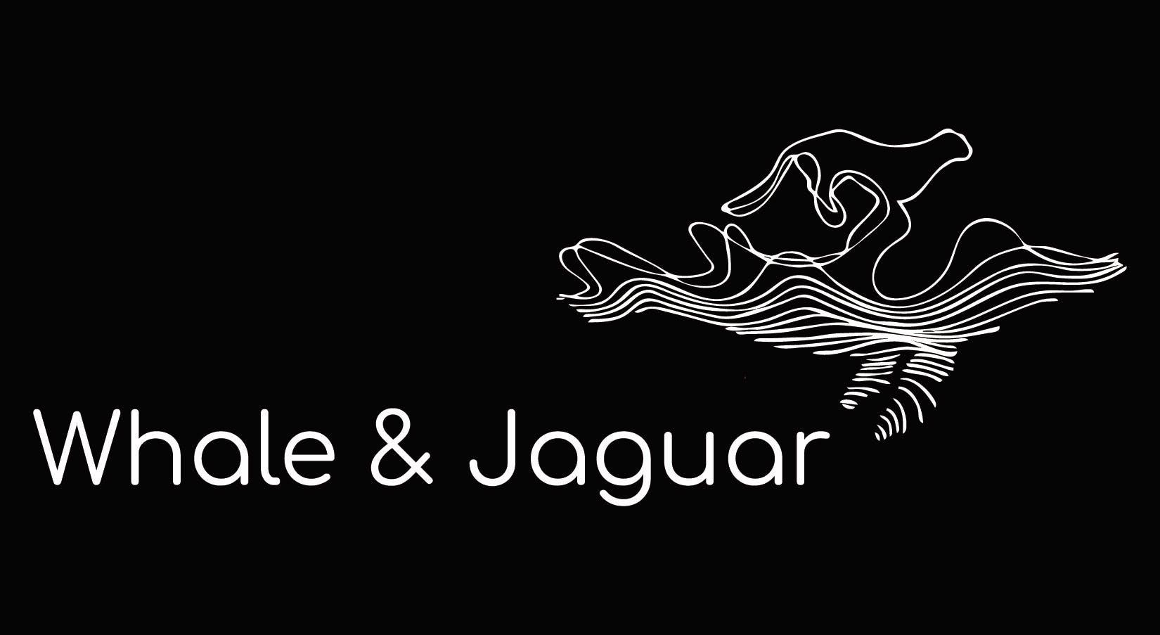 logo whale and jaguar
