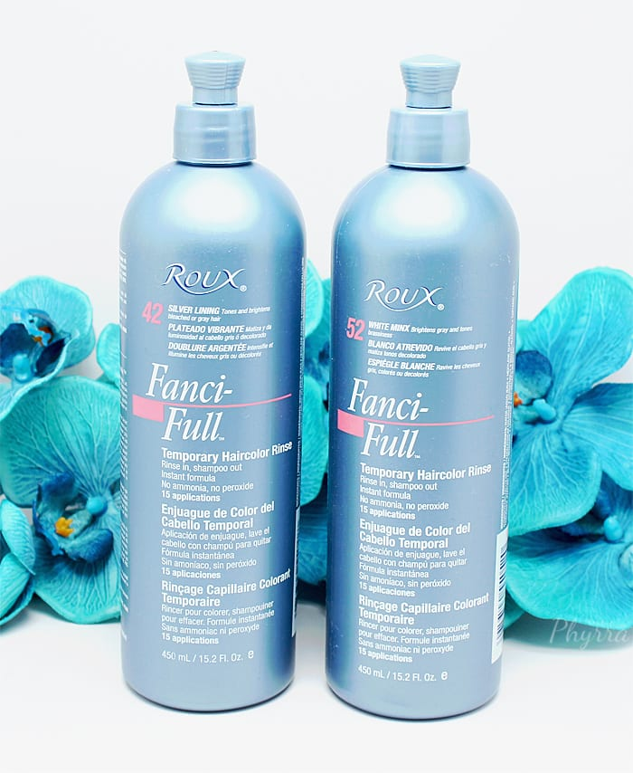 Fanci Full Rinse Color Chart Unicorn Hair Type And Also Roux Full