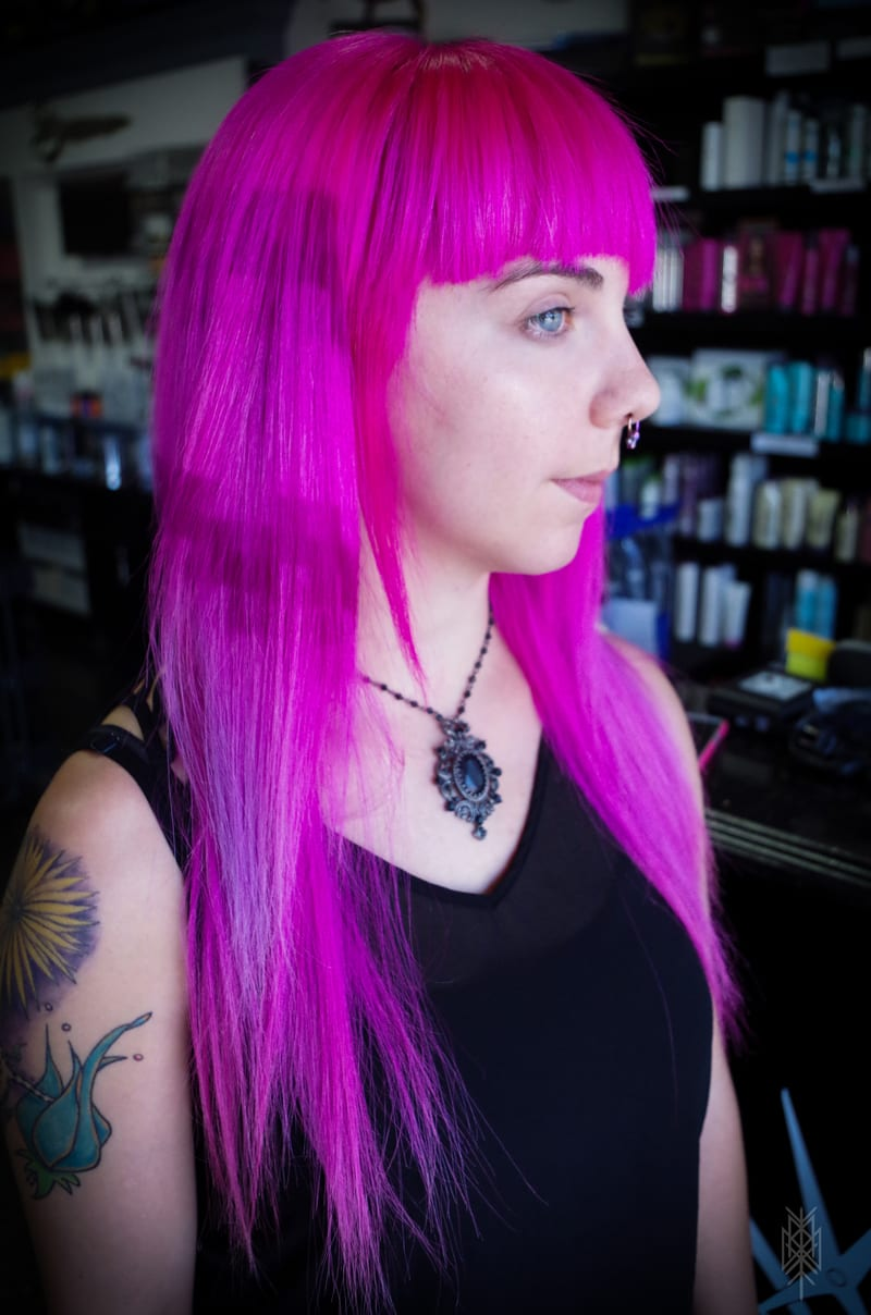 Creative Color With Pravana By Christian In Lutz Tampa