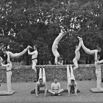 Gymnastic Exhibition
