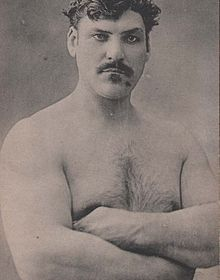 Image of French Strongman Apollon