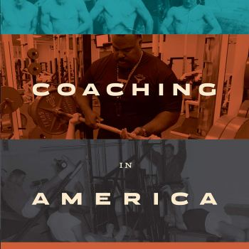 Book Cover for Strength Coaching in America
