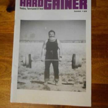 Image of Hardgainer Magazine 42