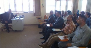 According to the academic year 2014-2015, Department of Urban Planning held a seminar