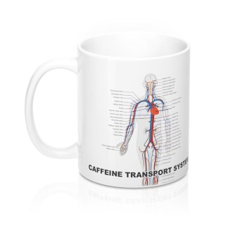 Physical Therapy Themed Coffee Mugs