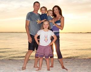 Dr. Julia Kinder & Family