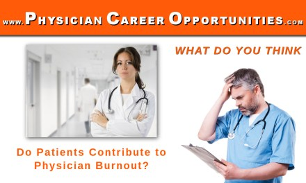 Do you think patients contribute to physician burnout?