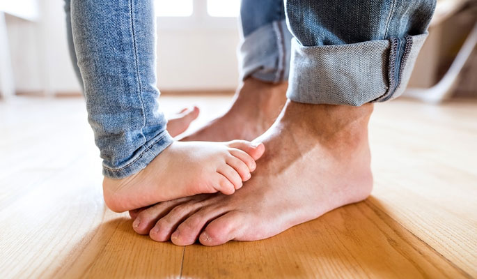 Hammertoe Pain Therapy - Physician Partners Of America