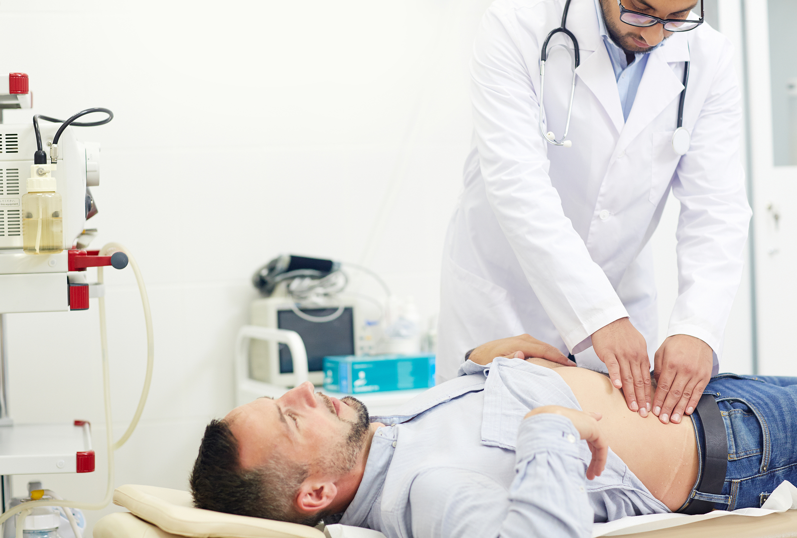 Chronic Abdominal Pain Treatment