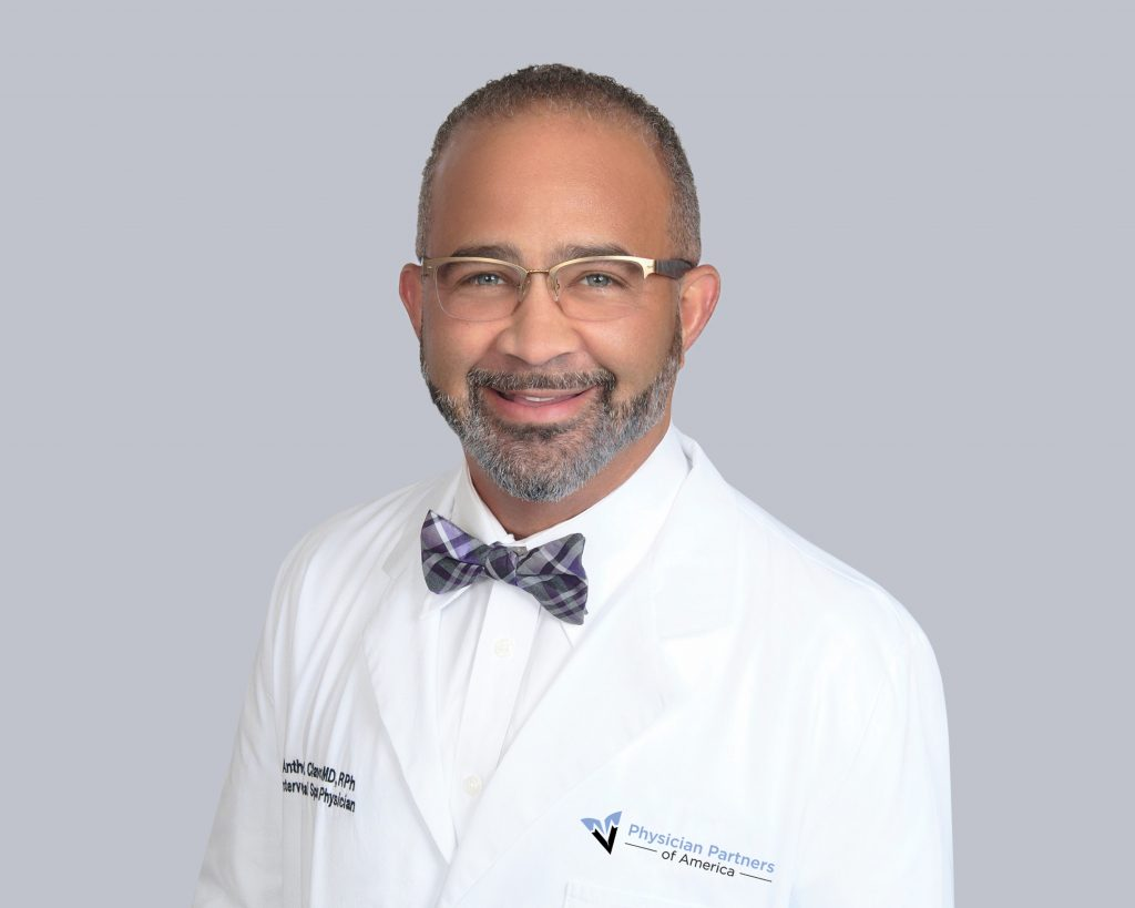 Dr. Anthony Clavo offers laser spine in Arlington, TX