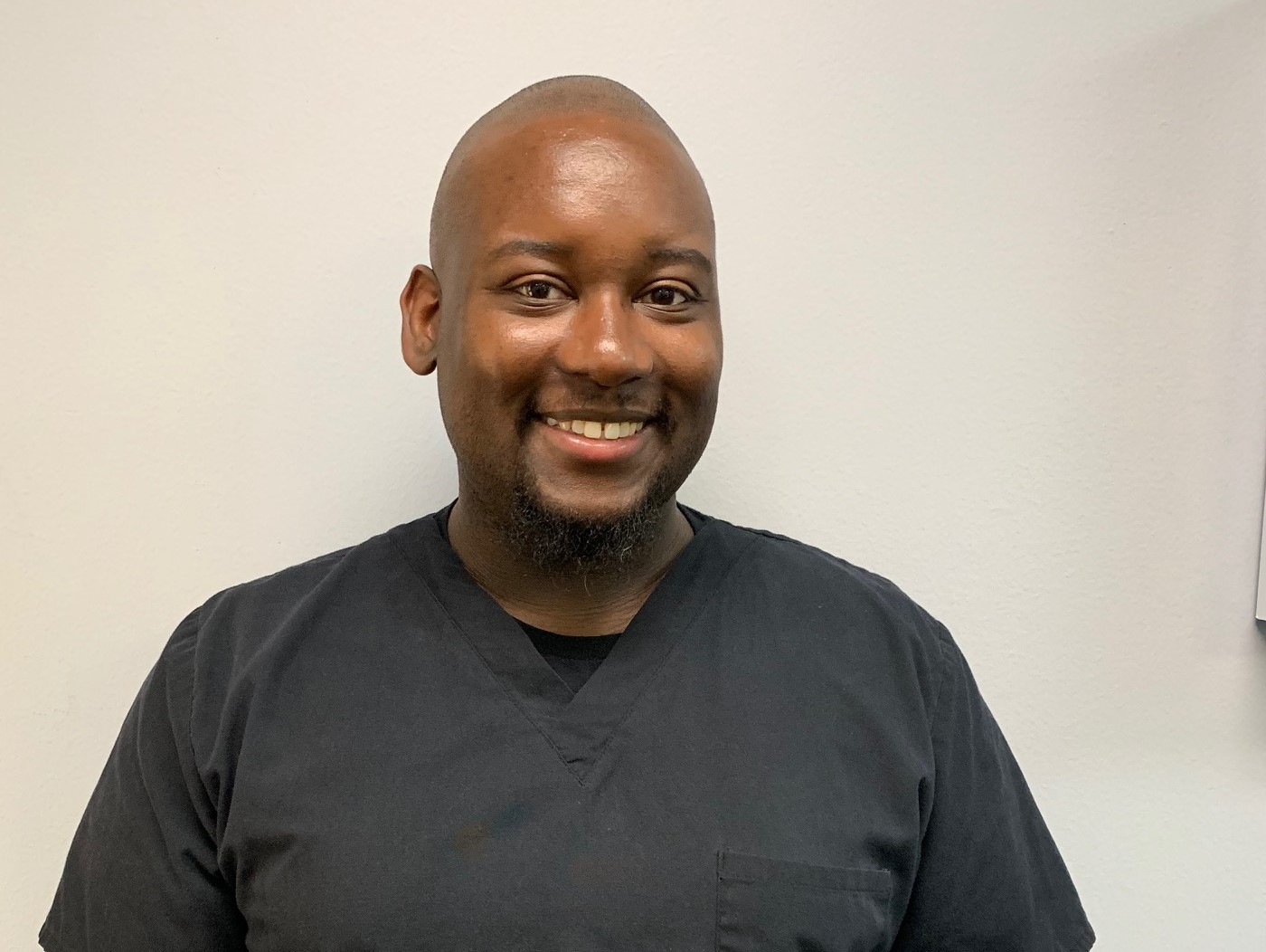 William Scott, medical assistant, PPOA Patient Care Champion