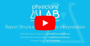 Provider Training Video - Report Structure and Results Interpretation