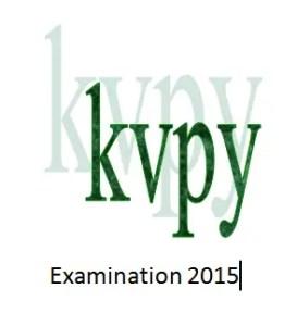 kvpy 2015
