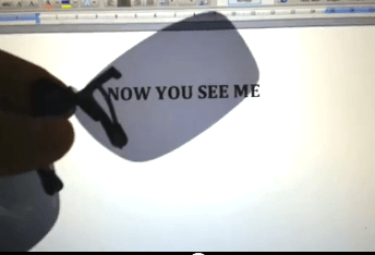 Polarization Using Sunglasses and a Computer Screen