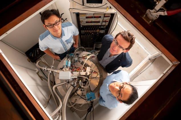 Silicon qubits