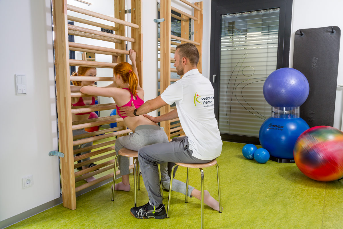 Jugendphysiotherapie in Amberg