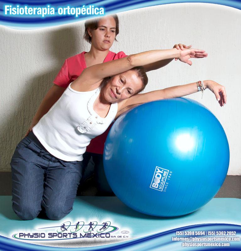Fisioterapia ortopedica Physio Sports México