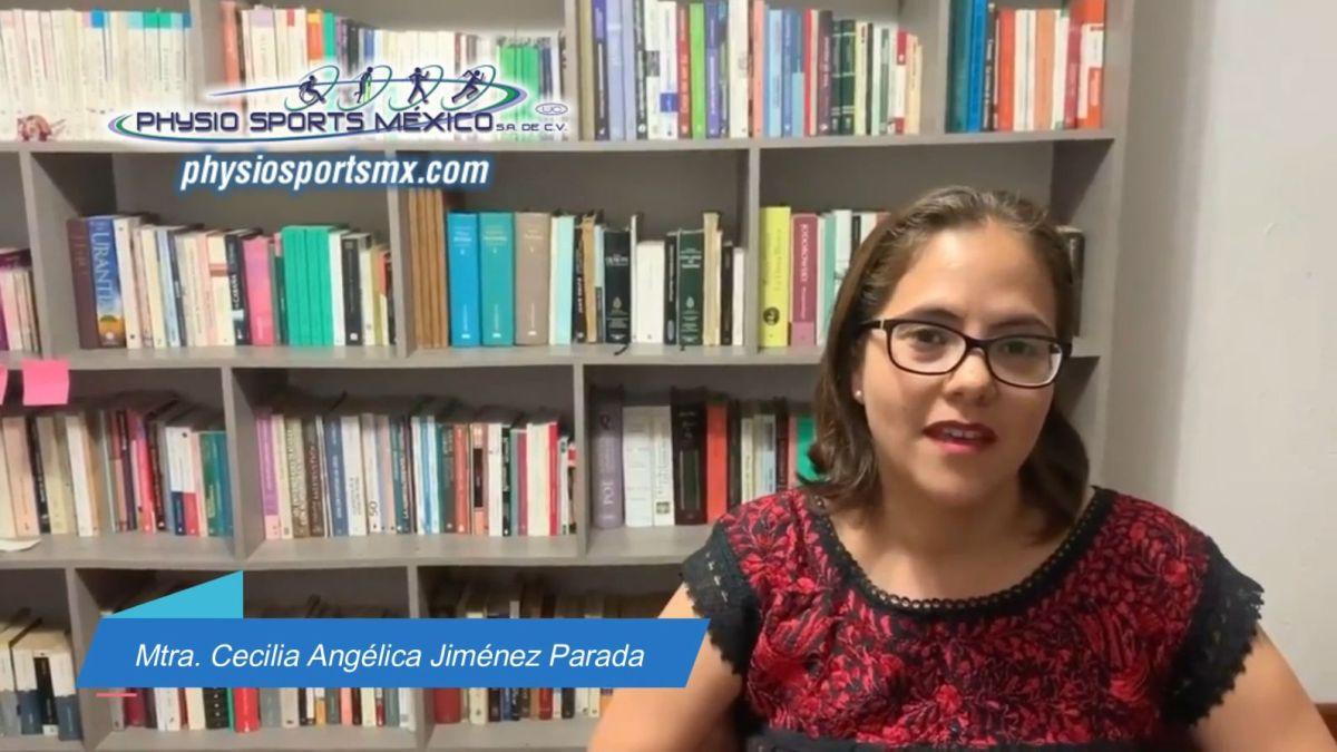 Mtra. Cecilia Angélica Jiménez Parada - Presentación programa 40 días Educación de las Emociones