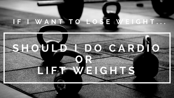 Weight Loss Should I Do Cardio Or Lift Weights Physiostrength