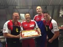 Alfredo Dente, happy birthday, Ducati