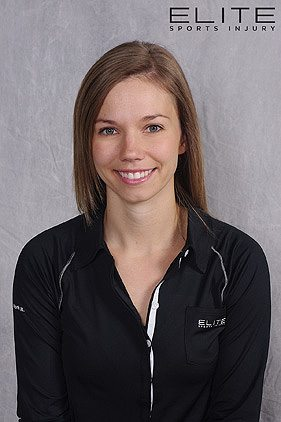 Karina Zinn - Winnipeg Physiotherapist, St Vital