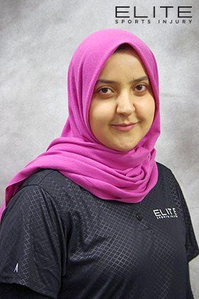 Rasha Kossad - Winnipeg Physiotherapy Professional