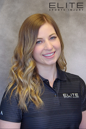 Lexie Flynn - Winnipeg Physiotherapist, St James Assiniboine