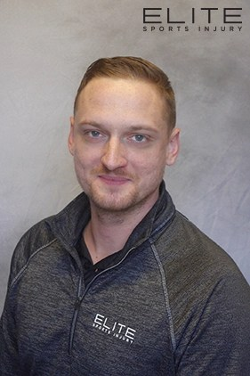 Eric Barkman - Winnipeg Massage Therapist, St James Assiniboine